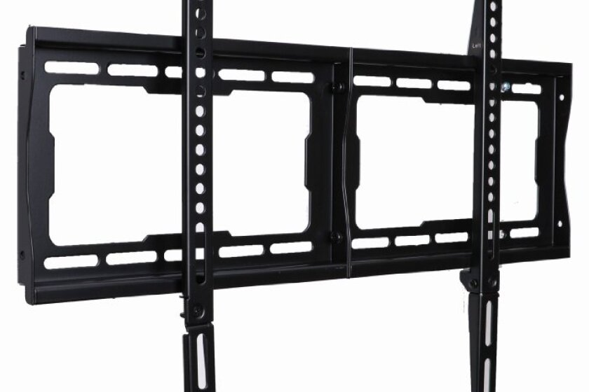 VideoSecu MF601B Flat Low Profile TV Mount