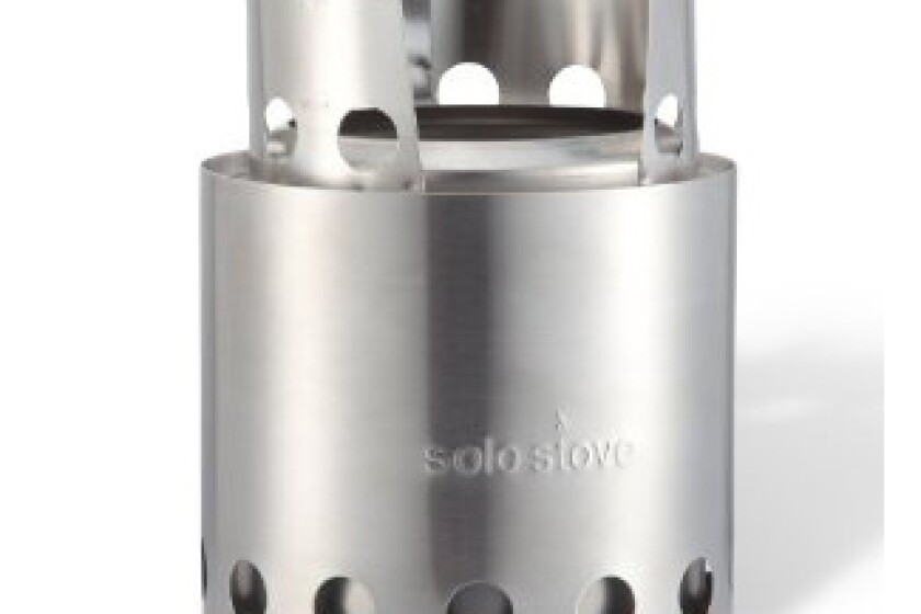 Solo Compact Backpacking Stove
