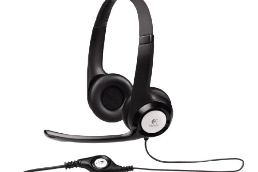 Logitech ClearChat Comfort USB H390 Headset