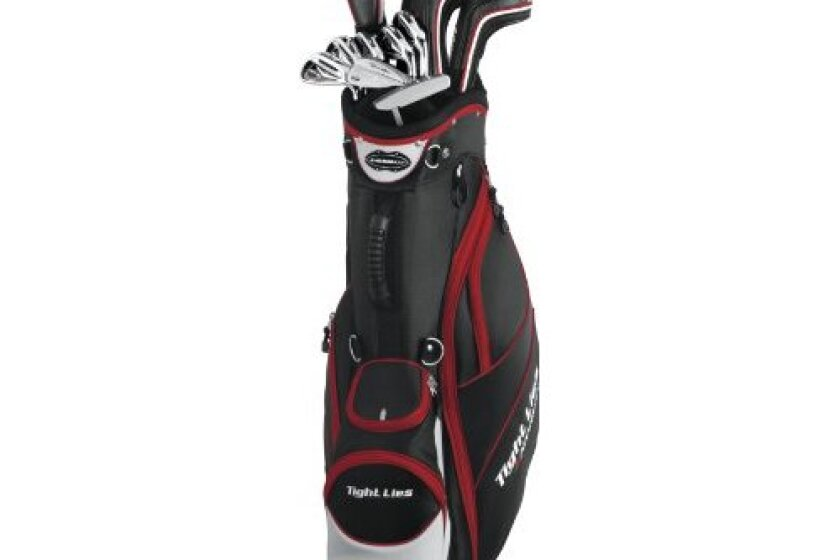 Adams Men's Tight Lies Complete Golf Set