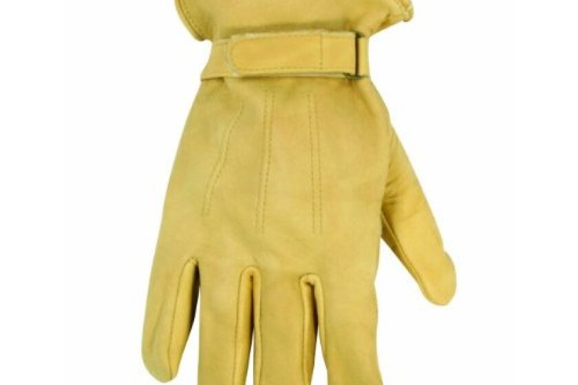 Custom Leathercraft 2058XL Top Grain Cowhide Work Gloves