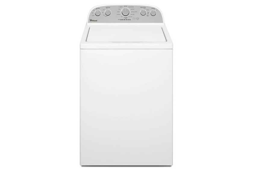 Whirlpool WTW5000DW Top Load Washing Machine