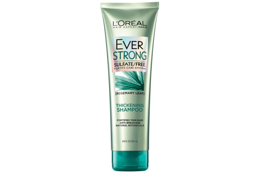 best L'Oreal EverStrong Thickening Conditioner