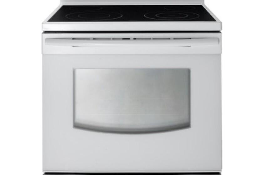 "Samsung White 30"" Electric Range - FER300SW"