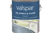 Valspar Oil Porch and Floor Paint