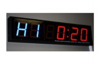 """MDUSA """"No Limits"""" Programmable Interval Wall Timer"""