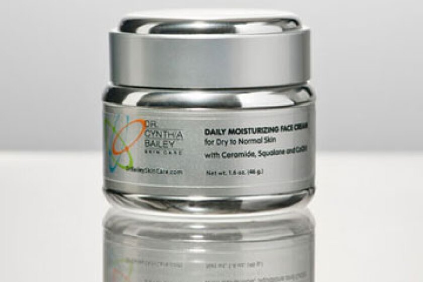 Dr. Cynthia Bailey Daily Moisturizing Face Cream for Dry to Normal Skin
