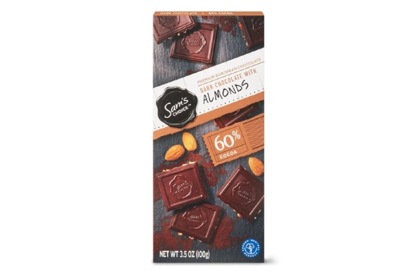 Best Swiss Dark Chocolate With Almond