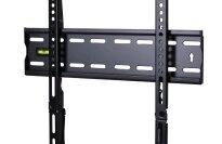 VideoSecu MP146B Ultra Slim Flat TV Wall Mount