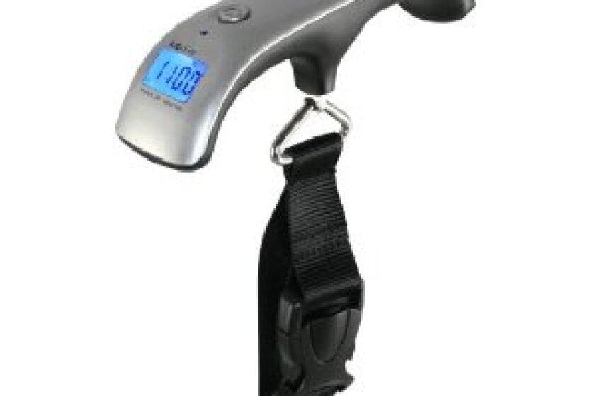 American Weigh LS-110 Digital Luggage Scale
