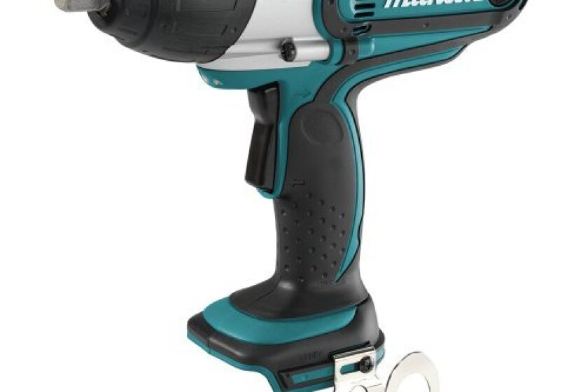 "Makita XWT04Z, 18V LXT, 1/2"" High Torque Impact Wrench"