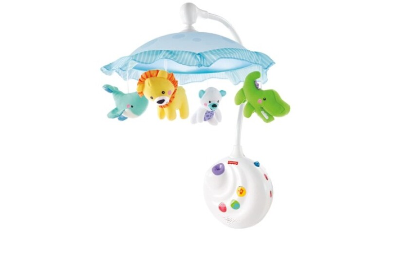 best Fisher Price Precious Planet 2 in 1 Musical Mobile
