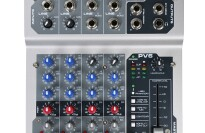 Peavey 03513300 PV 6-Channel USB Compact Mixer