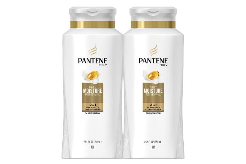 Pantene Pro-V Daily Moisture Renewal Shampoo and Conditioner