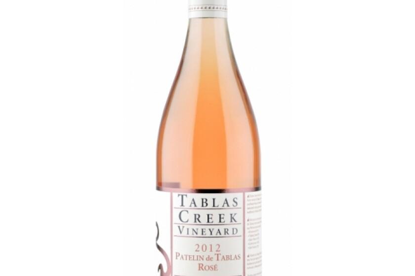 Tablas Creek Patelin de Tablas Rose '12