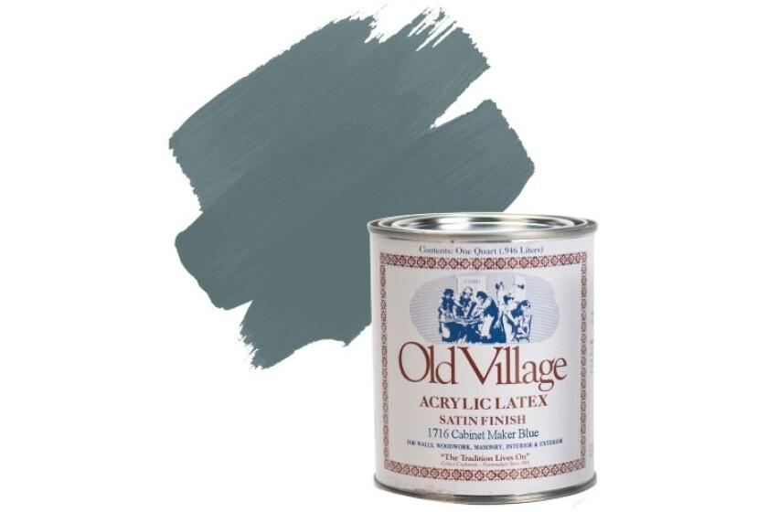 best Old Village Acrylic Paint