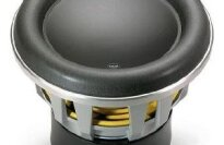 "JL Audio 12W7AE-3 12"" 3-Ohm Component Subwoofer"
