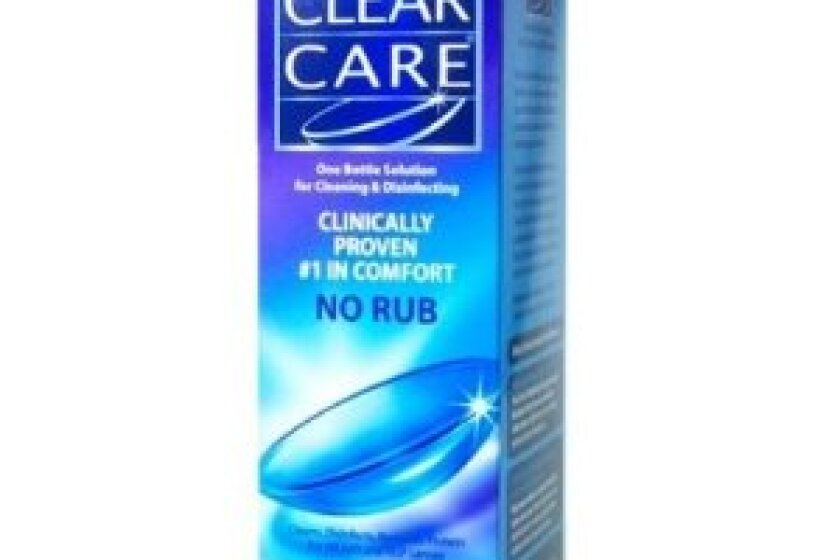 Ciba Vision Clear Care Cleaning & Disinfecting Solution