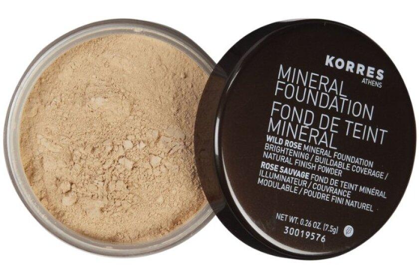 Korres Wild Rose Mineral Foundation SPF 30
