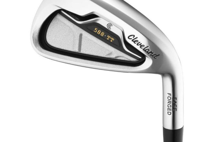 Cleveland Golf 588 Men's MT Iron Set