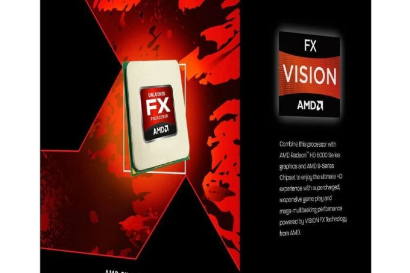 AMD FD8320FRHKBOX FX-8320 FX-Series 8-Core Black Edition