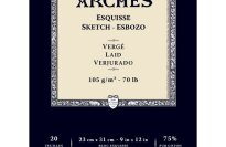 Arches Sketch Pad