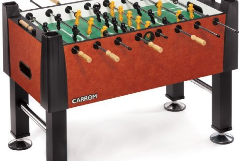 Carrom 530.00 Signature Foosball Table (Moroccan)