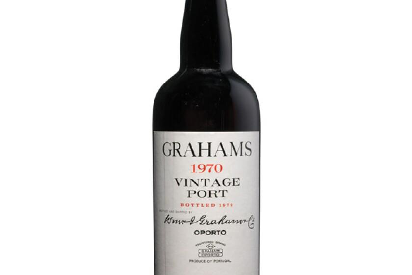 Graham's Vintage Port 1970