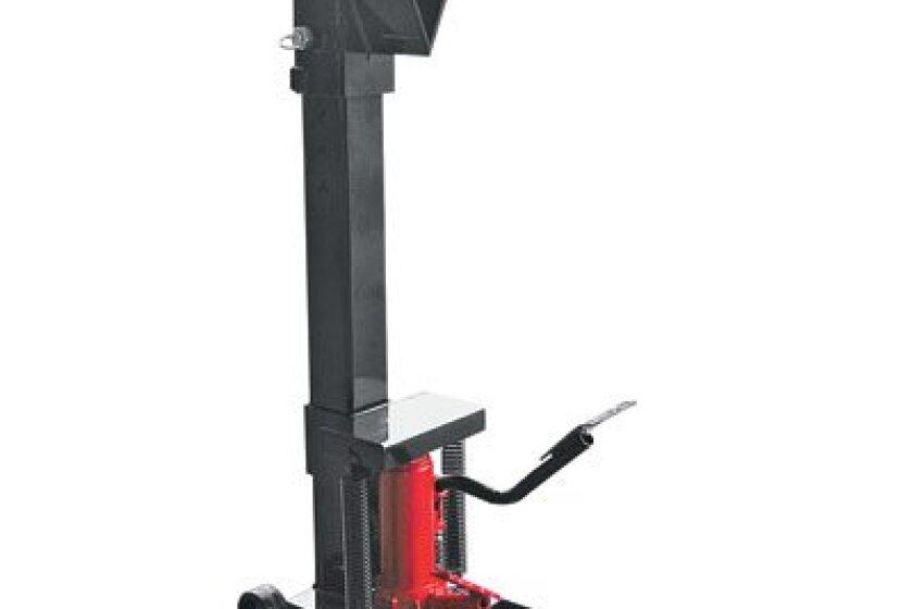 Wel-Bilt Vertical Foot-Operated Log Splitter 8 Ton