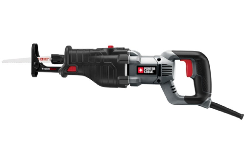 Porter-Cable PC85TRSOK 8.5 Amp Orbital Reciprocating Saw