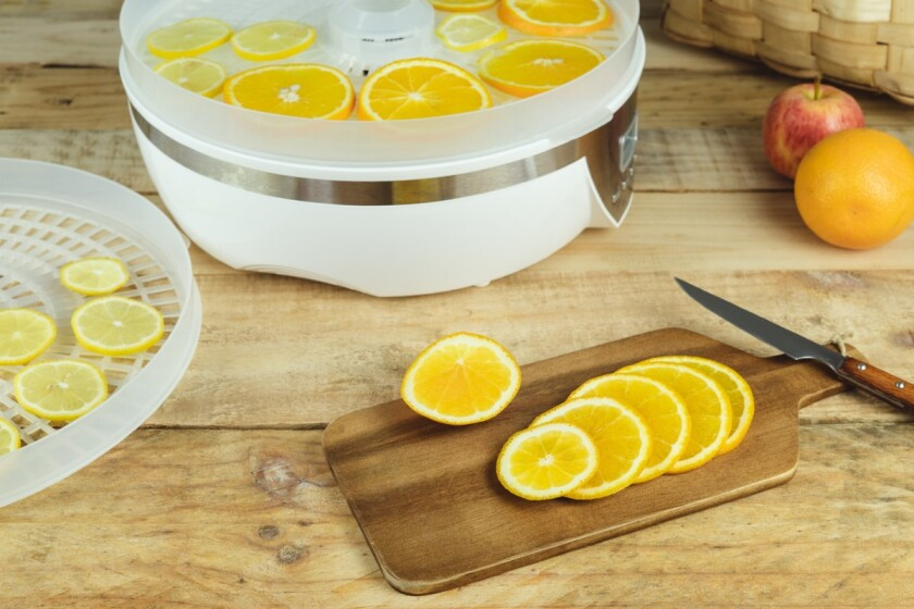 The Ultimate Guide to Dehydrating Food