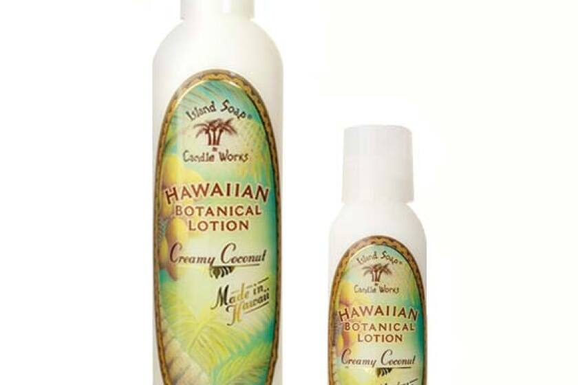 Island Soap & Candle Works Creamy Coconut - Hawaiian Lotion