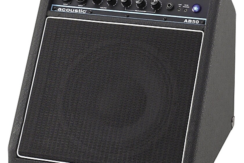 Acoustic AB50 Acoustic Bass Amp