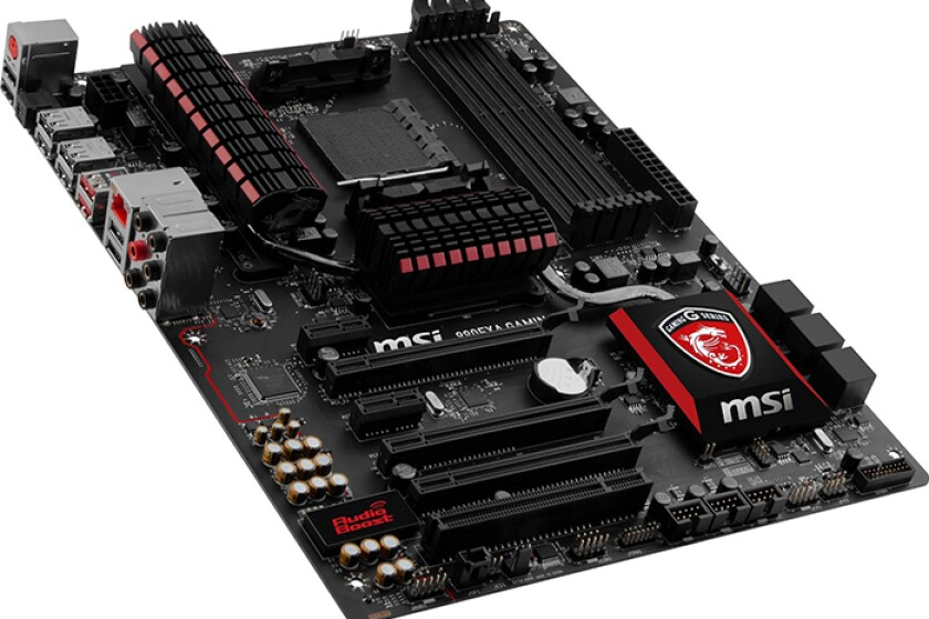 MSI Computer ATX DDR3 1066 Motherboards 990FXA GAMING
