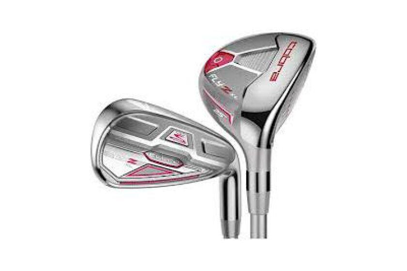 Cobra Womens Fly-Z XL Golf Iron Combo Set