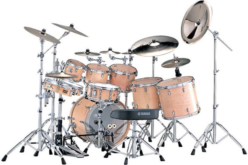 Yamaha Absolute Maple Drum Set