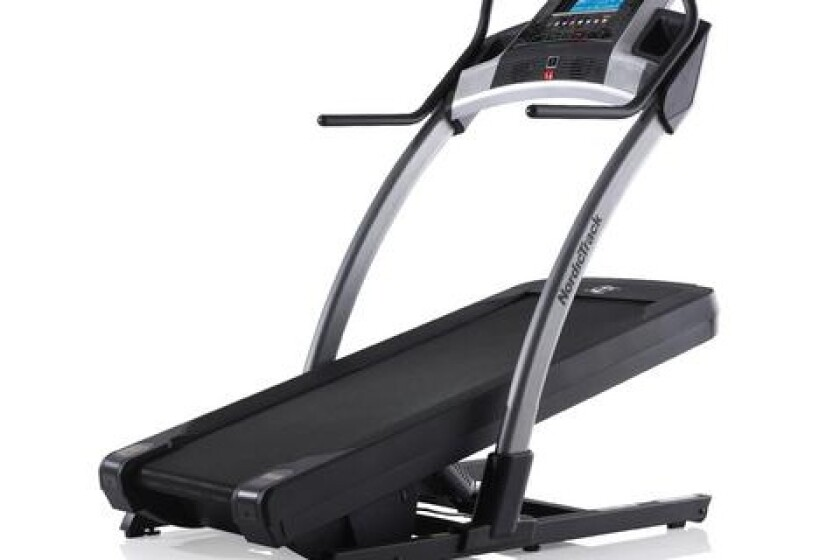 NordicTrack X9i Incline Electronic Treadmill