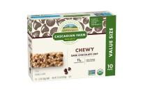 Best Cascadian Farm Chewy Granola Bar
