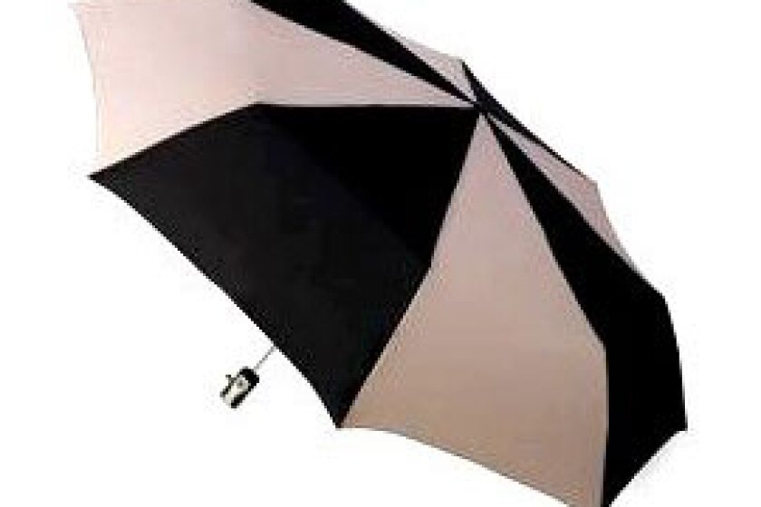 Totes Superdome Auto Open/Auto Close Umbrella