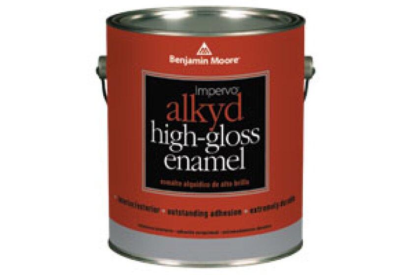 Benjamin Moore Impervo Interior/Exterior Alkyd High Gloss Enamel