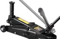Power Built Tools JF0605, 2 1/2 Ton Safety Locking Floor Jack