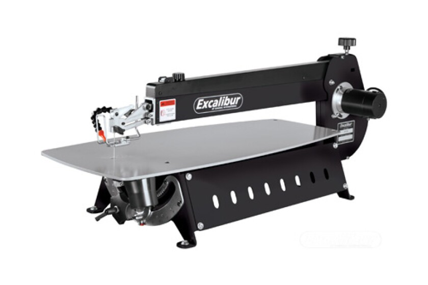 General International, Excalibur EX-30 Tilting Head Scroll Saw