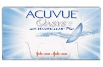 Acuvue Oasys with Hydraclear Plus Contact Lenses