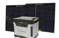 Goal Zero 39004, Yeti 1250 Solar Generator Kit