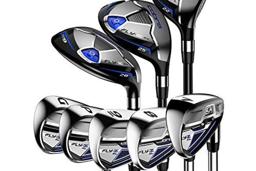 Cobra Men's Fly-Z XL Golf Iron Combo Set
