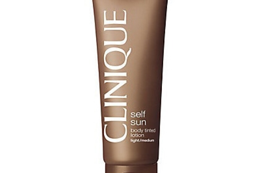 Clinique Self-Sun Body Tinted Lotion