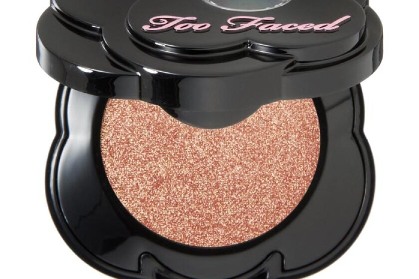 Too Faced Exotic Color Intense Shadow Singles in Copper Peony