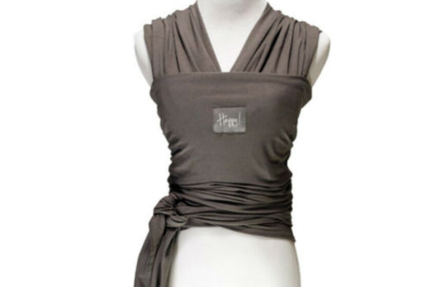Happy Wrap Organic Bamboo Baby Carrier