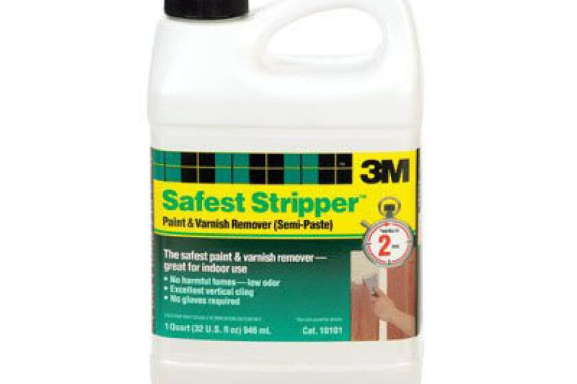 3M Safe Stripper Paint and Varnish Remover