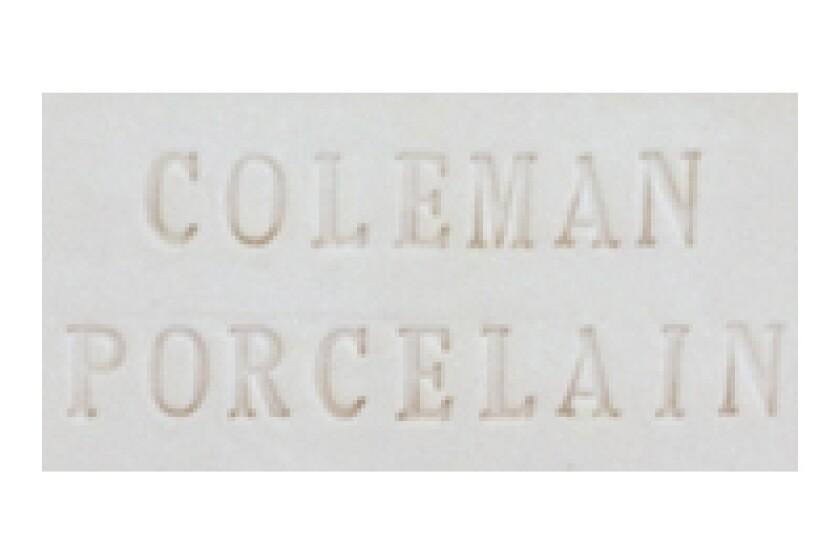 Aardvark Clays Coleman Porcelain